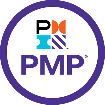 We are PMP certified